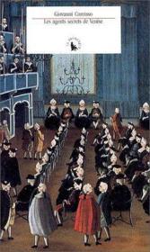 Les Agents Secrets De Venise - Couverture - Format classique