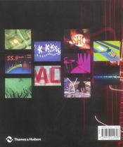 Typographie en mouvement - 4ème de couverture - Format classique