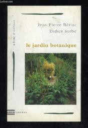 Le jardin botanique - Couverture - Format classique