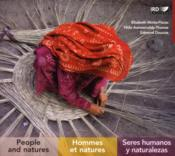 Vente  Hommes et natures ; people and natures ; seres humanos y naturalezas  - Collectif
