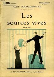 Les Sources Vives. Collection : Select Collection N° 142 - Couverture - Format classique