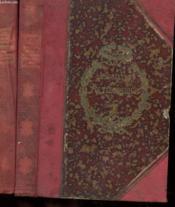 HISTOIRE DE LA LITTERATURE FRANCAISE TOME 1 - DEPUIS SES ORIGINES JUSQU'AU XVIIe SIECLE - TOME 2 - AU XVII SIECLE - Couverture - Format classique