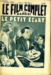 Le Film Complet Du Samedi N° 1208 - 11e Annee - Le Petit Ecart - Couverture - Format classique