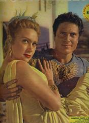 CINEMONDE - 21e ANNEE - N° 995 - Le film raconté complet en couleurs: NIAGARA - Couverture - Format classique