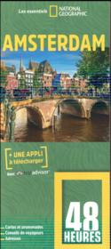 Vente livre :  Guide 48 Heures ; Amsterdam  - Collectif