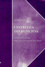L'Entretien Des Musiciens - Intérieur - Format classique