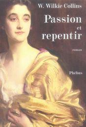 Passion et repentir - Intérieur - Format classique