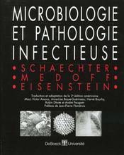 Microbiologie et pathologie infectieuse - Intérieur - Format classique
