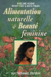 Alimentation saine et beaute feminine - Couverture - Format classique