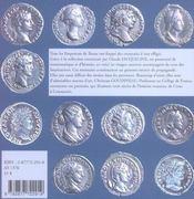 Les Empereurs De Rome - 4ème de couverture - Format classique