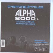 Cherche Etoiles Alpha 2000 Et Livret - 4ème de couverture - Format classique