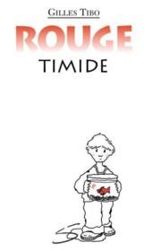 Rouge Timide - Couverture - Format classique