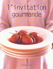 L'Invitation Gourmande - Intérieur - Format classique