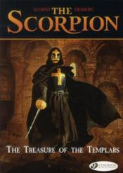 Vente livre :  The scorpion T.4 ; the treasure of the tem  - Enrico Marini - Stephen Desberg