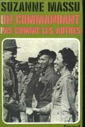 Un Commandant Pas Comme Les Autres. - Couverture - Format classique
