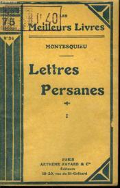 Lettres Paysanes Tome 1. Collection : Les Meilleurs Livres N° 34. - Couverture - Format classique