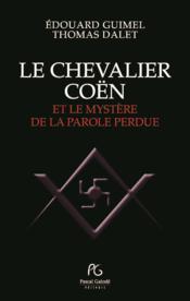 Le Chevalier Coen - Couverture - Format classique
