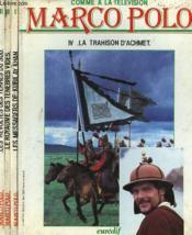 Comme A La Television : Marcopolo - Tome 1 A 4 - Complet - En 4 Volume - Couverture - Format classique