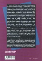 Le Sonnet Une Forme Europeenne De Poesie - 4ème de couverture - Format classique