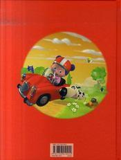 Grabouillon t.12 ; l'intégrale - 4ème de couverture - Format classique