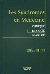 Les syndromes en médecine clinique - Couverture - Format classique