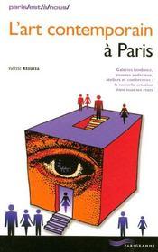 L'Art Contemporain A Paris - Intérieur - Format classique