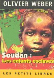 Soudan : Les Enfants Esclaves - Intérieur - Format classique
