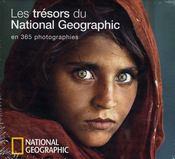 Calendrier perpétuel « les trésors du National Geographic en 365 photographies » - Intérieur - Format classique