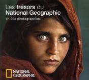Calendrier perpétuel « les trésors du National Geographic en 365 photographies » - Couverture - Format classique