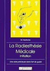 Radiesthesie Medicale - Couverture - Format classique