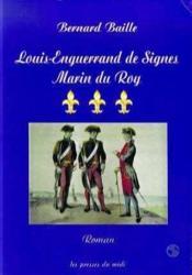 Louis Enguerrand De Signes - Couverture - Format classique