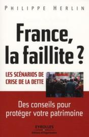 France, la faillite ?  - Philippe Herlin