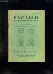 English By Nature Method. Chapter 9 - 12. - Couverture - Format classique