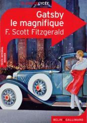 Gatsby le magnifique, de Francis Scott Fitzgerald - Couverture - Format classique