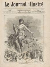 Journal Illustre (Le) N°1 du 01/01/1882 - Couverture - Format classique