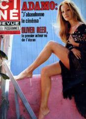 Cine Revue - Tele-Programmes - 51e Annee - N° 37 - Sans Mobile Apparent - Couverture - Format classique