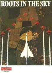 Roots In The Sky - A History Of British Aerospace Aircraft - Couverture - Format classique