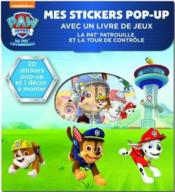 Vente  La Pat'Patrouille ; stickers pop'up  - Collectif
