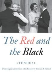 Vente  The red and the black  - Stendhal