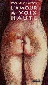 L'Amour A Voix Haute - Intérieur - Format classique