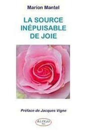 Source Inepuisable De Joie - Couverture - Format classique