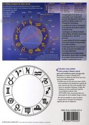 Petit Guide T.144 ; Le Thème Astral - 4ème de couverture - Format classique