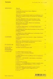Revue Evolution Psychiatrique N.71 ; Mensonges ? - 4ème de couverture - Format classique