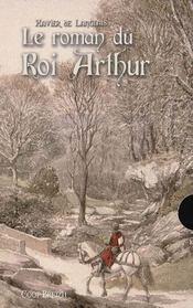 Le roman du roi Arthur ; coffret ; t.1 et t.2 - Intérieur - Format classique