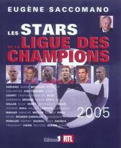 Les Stars De La Ligue Des Champions - Intérieur - Format classique