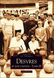 Desvres et son canton t.3 - Couverture - Format classique
