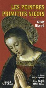 Les peintres primitifs niçois (2e édition) - Couverture - Format classique