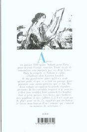 Histoire De Ma Vie T8 - 4ème de couverture - Format classique