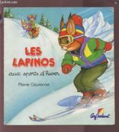 Lapinos aux sports d'hiver - Couverture - Format classique