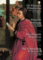 Primitifs Flamands - Couverture - Format classique